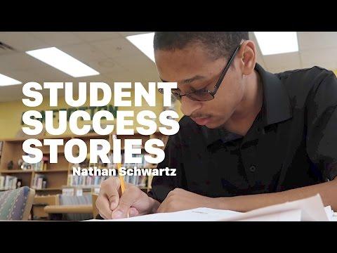 VCS Student Success Stories: Nathan Schwartz, DeLand High School