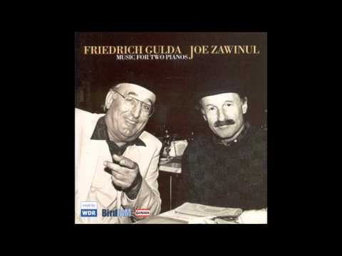 Friedrich Gulda and Joe Zawinul - Brahms-Haydn Variations