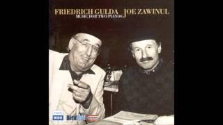 Friedrich Gulda and Joe Zawinul - Brahms-Haydn Variations