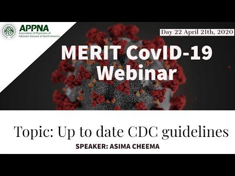 MERIT CoVID 19 Webinar Day 22 April 21st 2020