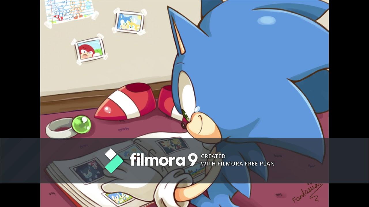 Sonic X Mute Reader Youtube