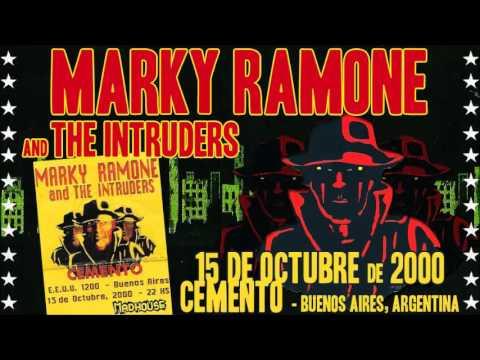Marky Ramone & The Intruders - Cemento (Bs. As. 15/10/2000)