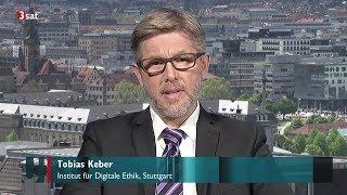 ZDF kulturzeit - Tobias Keber über virtuelles Erbe und digitale Ethik - 30.5.2017