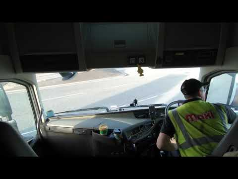 Trucker Jay in the UK: S5E11 Irish sea to the North sea