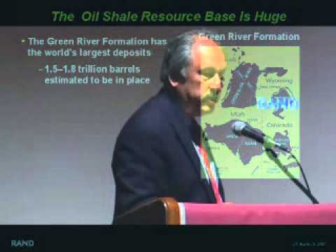 """Session 3: """"United States Energy Policy and Oil Alternatives"""""""