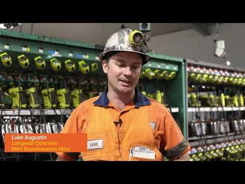 BMA Trials Virtual Reality To Prepare Miners Underground