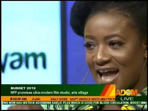 Badwam Ahosepe on Adom TV (16-11-18)