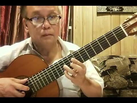 Tuổi Hồng Thơ Ngây (khuyết danh) - Guitar Cover