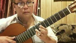 Tuổi Hồng Thơ Ngây (khuyết danh) - Guitar Cover by Bao Hoang