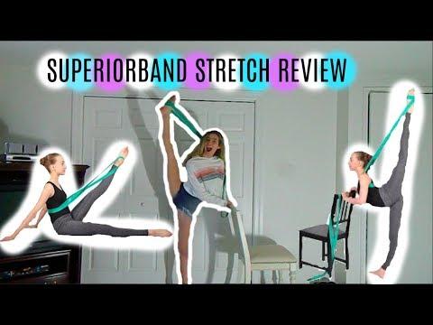 SuperiorBand Review | Gymnastics / Dance Flexibility