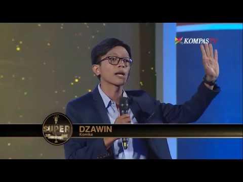 Download Youtube: Dzawin: Mental Anak Gunung (SUPER Stand Up Seru eps 233)