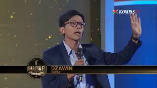 Dzawin: Mental Anak Gunung (SUPER Stand Up Seru eps 233)