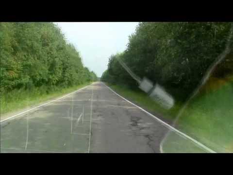 Из Санкт-Петербурга до Каргополя на авто