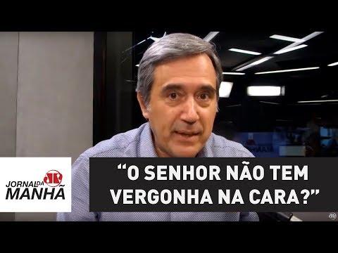 """Brasileiras a Gilmar Mendes em Lisboa: """"o senhor não tem vergonha na cara?"""""""