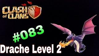 Clash of Clans Deutsch 083 Handy Drache Level 2