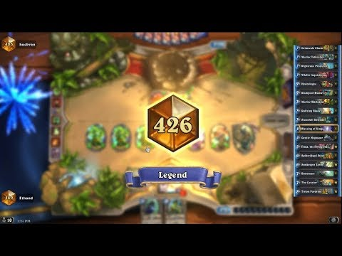 [Hearthstone] Defeating The Lich King W/ All 9 Classes - Frozen Throne Solo Adventures Part 2