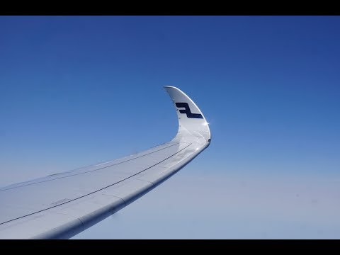 A350 XWB - Finnair Business Class Seoul to Helsinki