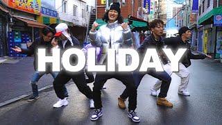 Lil Nas X - HOLIDAY (Dance Video) @EmetSound