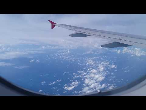 raw footage of Malacca strait from above!