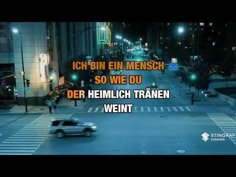 Auf der suche nach mir in the style of Helene Fischer | Karaoke with Lyrics
