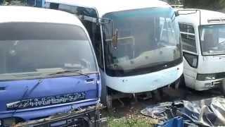 видео Купить запчасти на автобус Hyundai