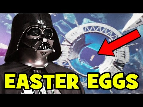 Rogue One EASTER EGGS, Star Wars...