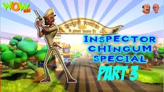 Inspector Chingam Special - Compilation Part 3 - 30 Minutes of Fun!