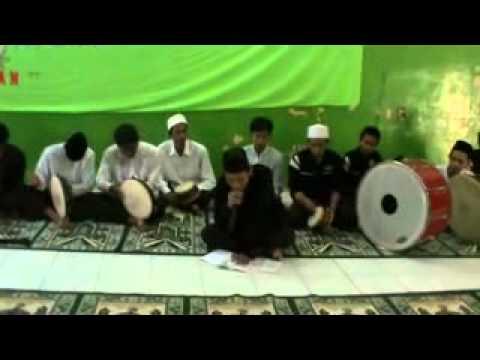 hadroh SMKN 1 Cirebon - busrolana