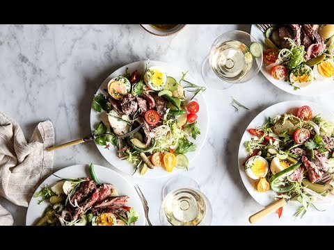 Recipe: James Beard's Beef Salad Parisienne