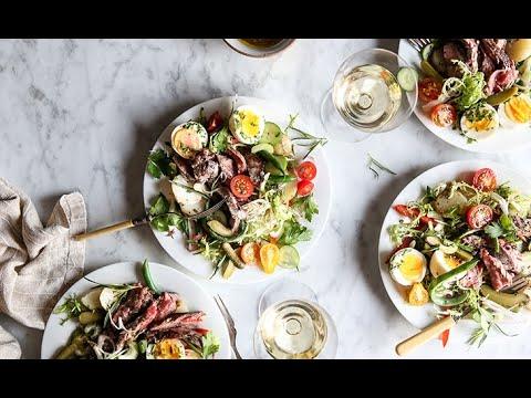 Recipe: James Beard's Beef Salad Parisienne