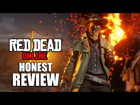 Red Dead Online Review - Is It Good Now?
