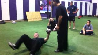 Kogan Self-Defense Video - Spetsnaz Disarm Technique