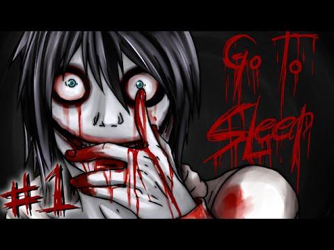 GO TO SLEEP - Part 1 - WHO'S SCREAMING HERE?! - YouTube