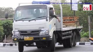 Download Video New Toyota Dyna 130HT Truck Double Gardan MP3 3GP MP4