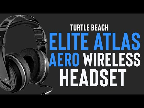Review: Turtle Beach Elite Atlas Aero Wireless PC Gaming Headset