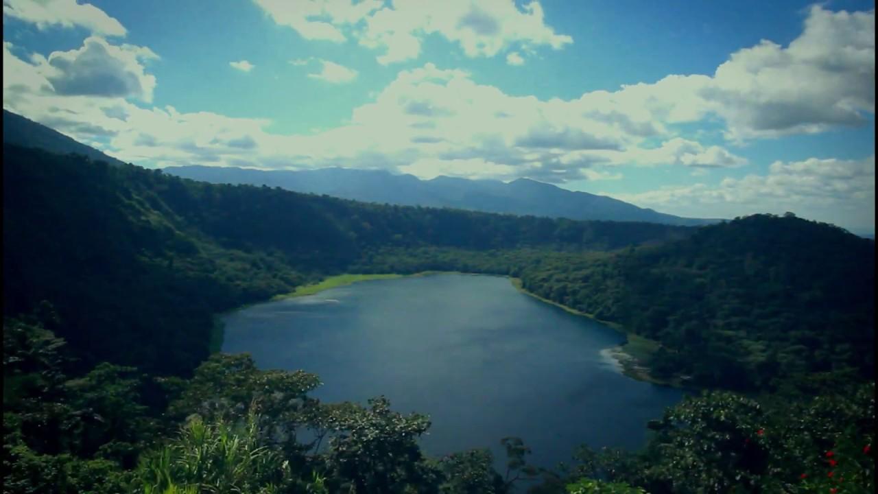 4a4ba81abc1 Costa Rica  Volcan Congo (Laguna Hule) - YouTube