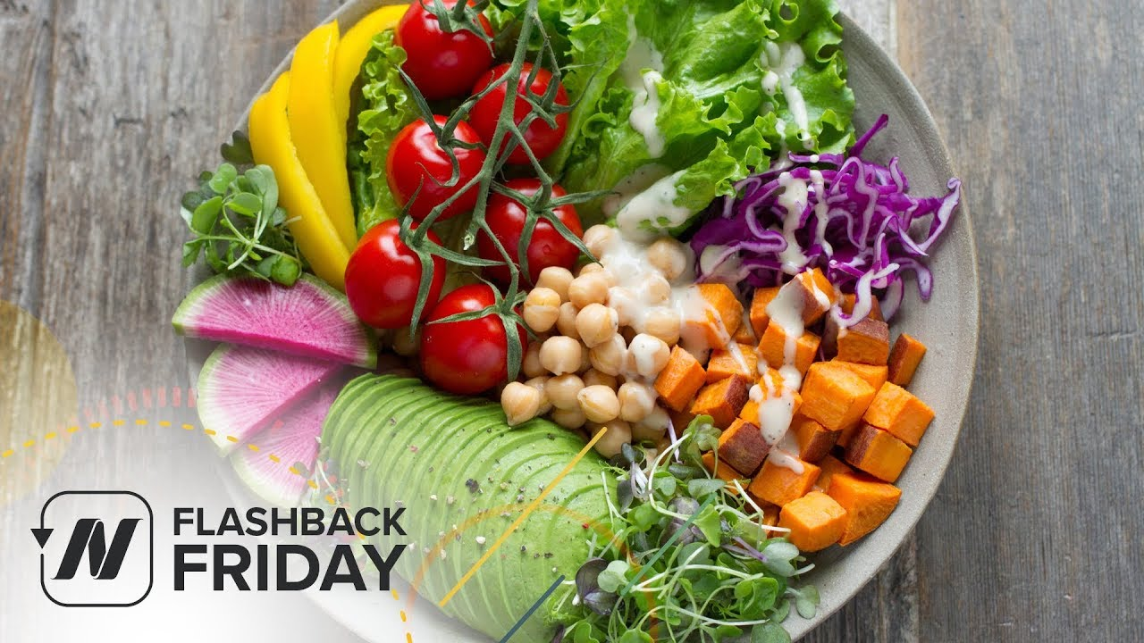 Flashback Friday: What Are the Healthiest Foods?