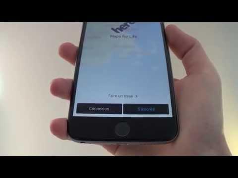 Avoir le GPS sans passer par une connection internet pour IOS