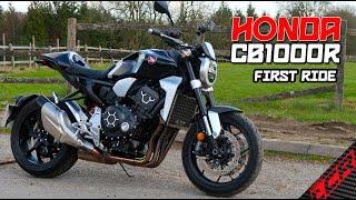 2019 Honda CB1000R | First Ride Review