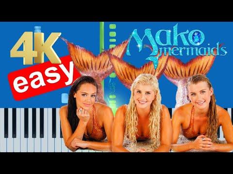 Mako Mermaids Theme