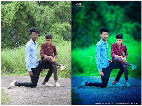 Best Edting Tutorial in Photoshop cc by MH Photography