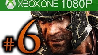 Ryse Son of Rome Walkthrough Part 6 [1080p HD Xbox ONE] - No Commentary