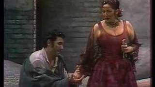 Teresa BERGANZA & Placido DOMINGO *Carmen*- finale
