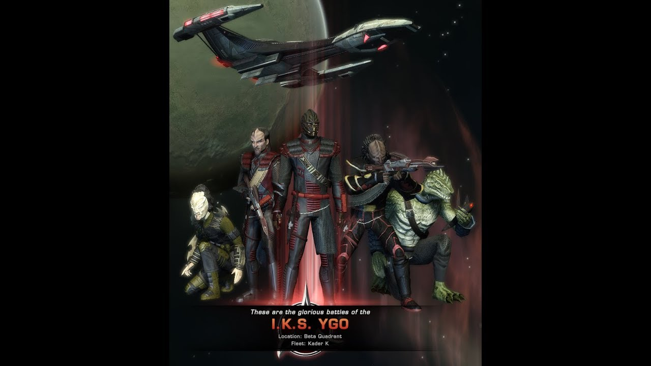 Star Trek Online Walkthrough Klingon 006 Second Star To The