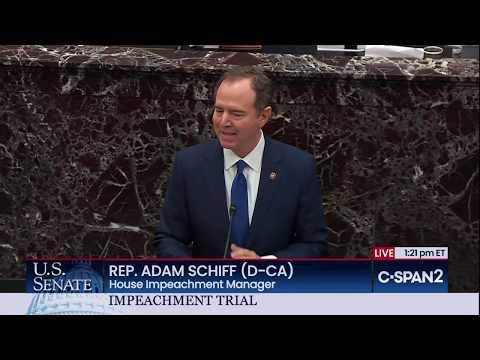 U.S. Senate: Impeachment Trial (Day 11)