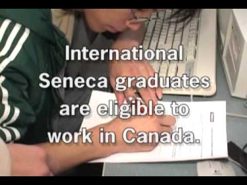Seneca College-Canada Overview