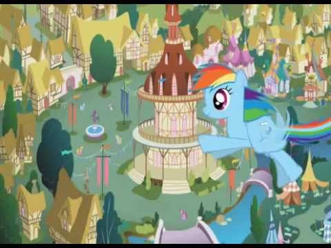 Rainbow Dash's Flight