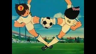 Tsubasa ve Misakinin Birlikte Attığı Gol