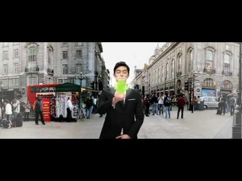 GONG YOO-LG CYON - OPTIMUS Q2.flv