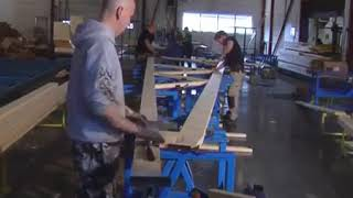 Roof Truss Production System
